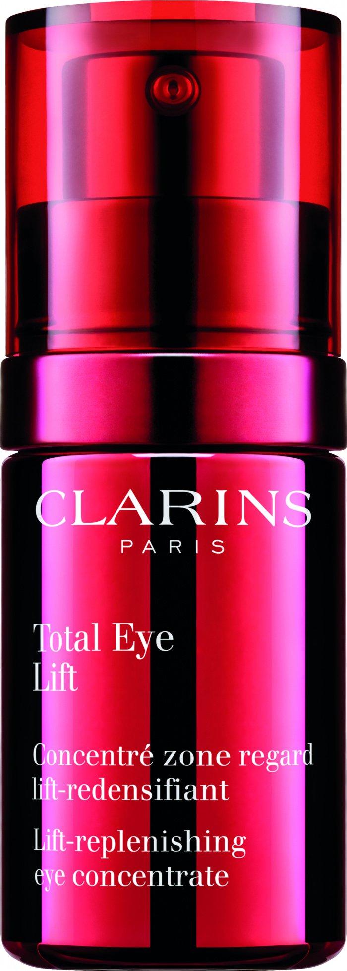 Clarins Produkttest: Für eine straffere und glattere Augenpartie