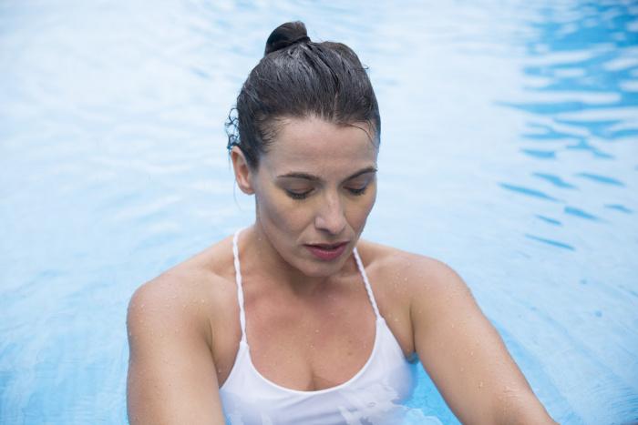Claudia Gersdorf: Kein stilles Wasser