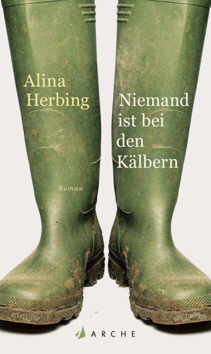 Cover Alina Herbing Niemand ist bei den Kälbern