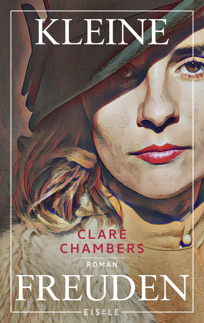 Kleine Freuden Clare Chambers_Cover