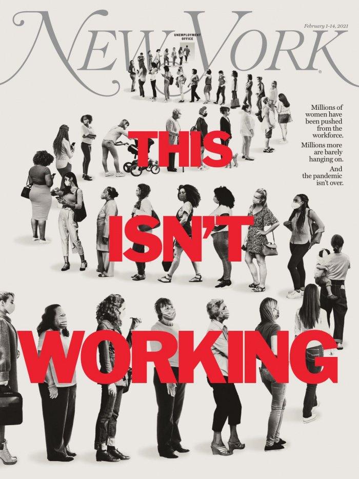 Cover New York Magazine