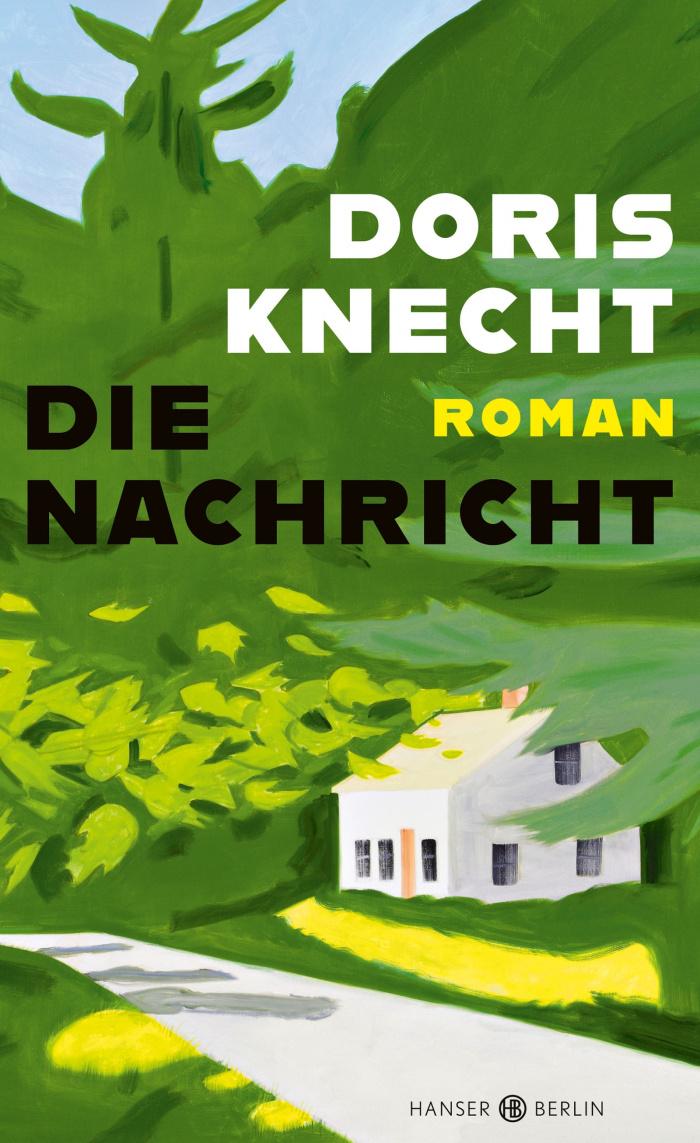 Cover_Die Nachricht_Doris Knecht