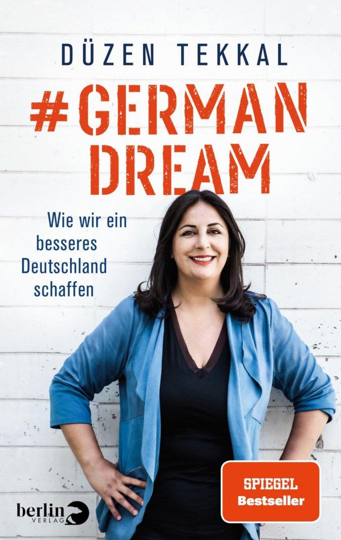 Düzen Tekkal Buch German Dream