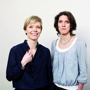 Miriam Collée und Katrin Wilkens von i.do