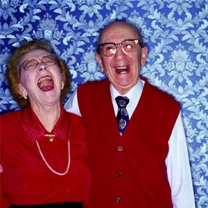Lustige Rentner