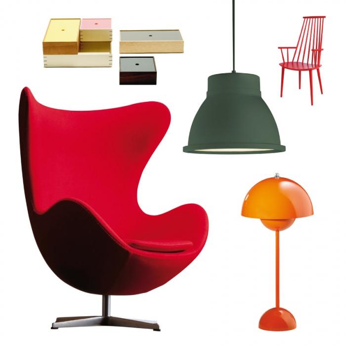 Skandinavien Design