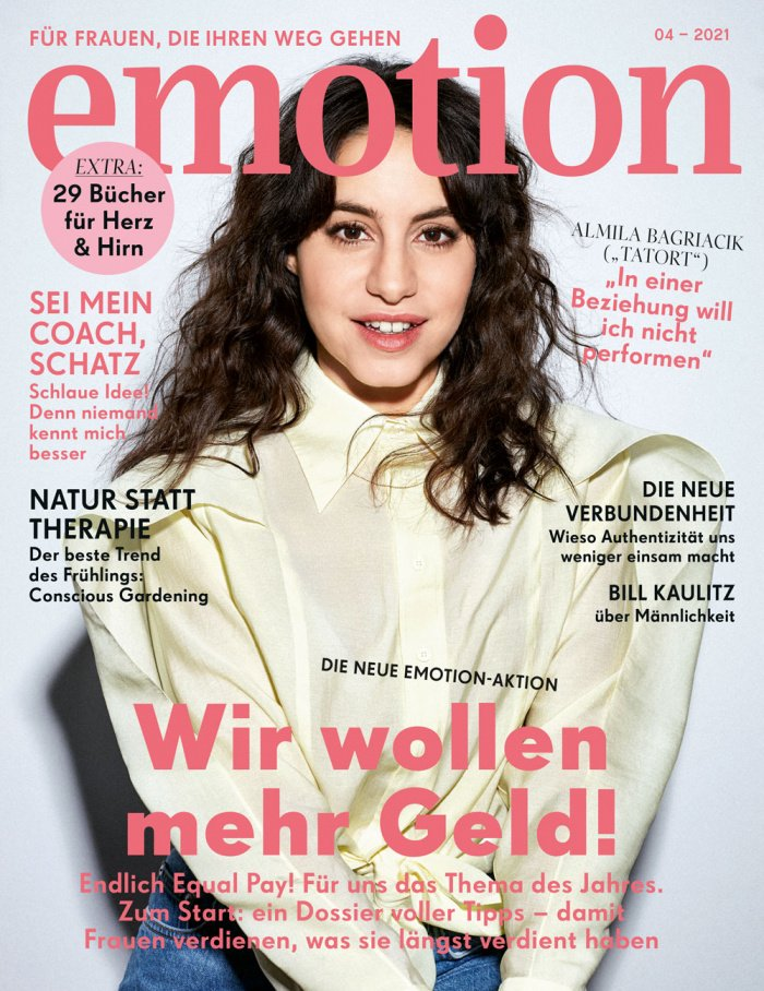Cover EMOTION 04/21