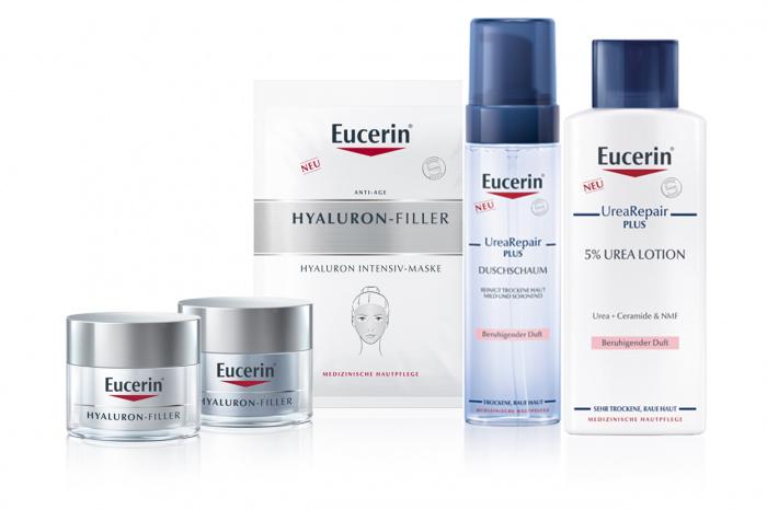 Eucerin Gesichtspflege Körperpflege
