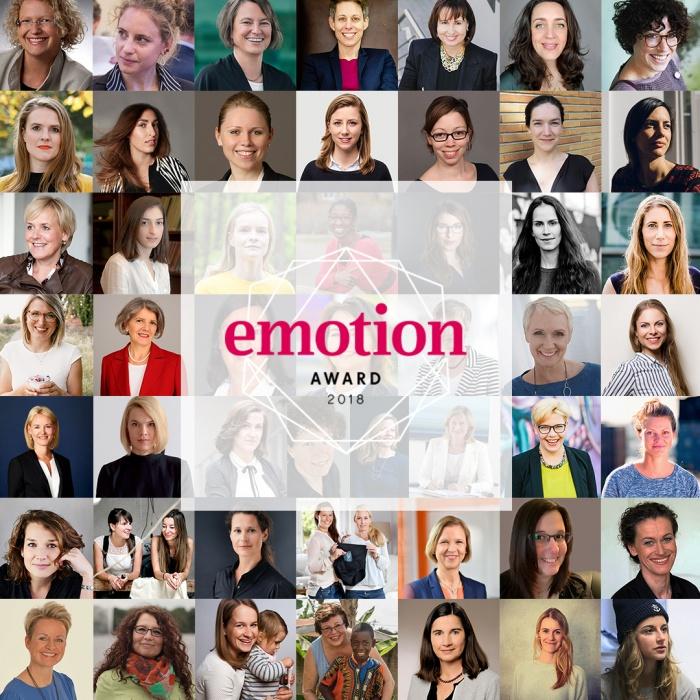 emotion award