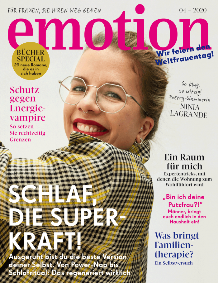 EMOTION Magazin 04/20
