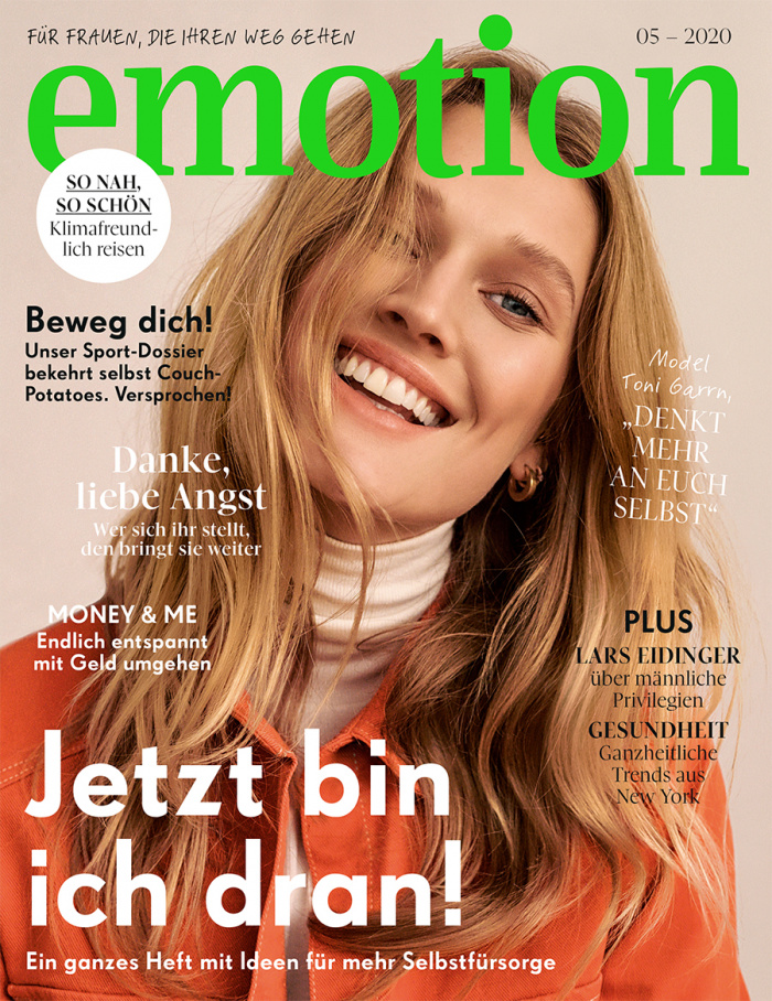 emotionmagazin toni garn