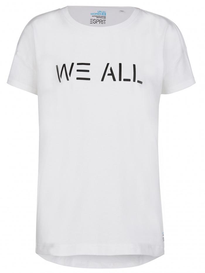 "Esprit ""We All"" T-Shirt"