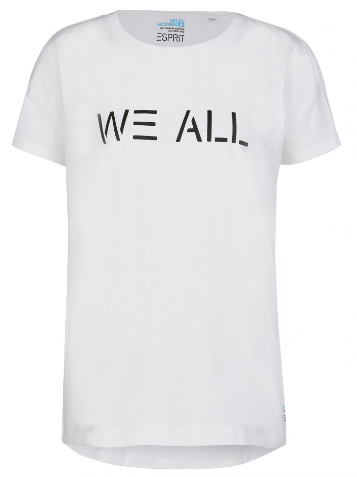 "Esprit ""We All"" T-Shirt"