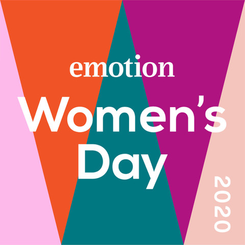 EMOTION Women's Day 2020 Logo