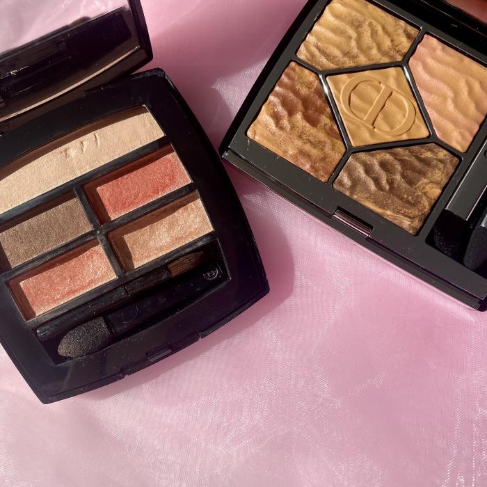 Eyeshadow Dior Chanel