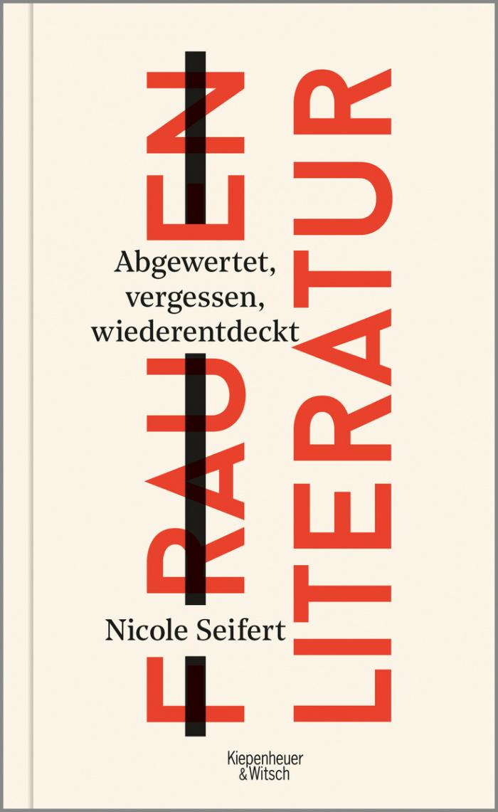 Frauenliteratur Nicole Seifert