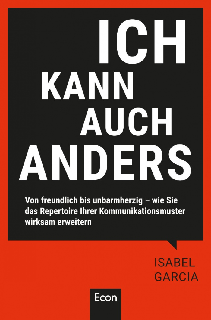 Isabel Garcia Ich kann auch anders Cover