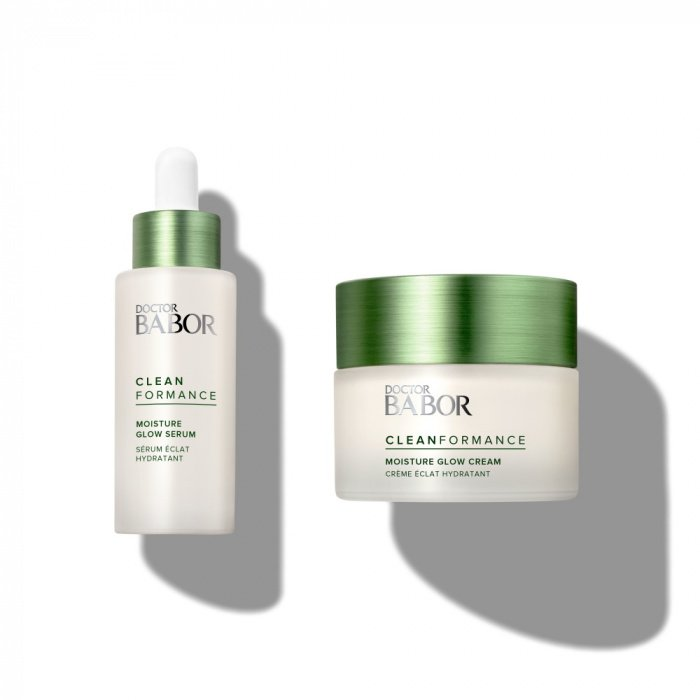 Babor Cleanformance Glow Serum Cream