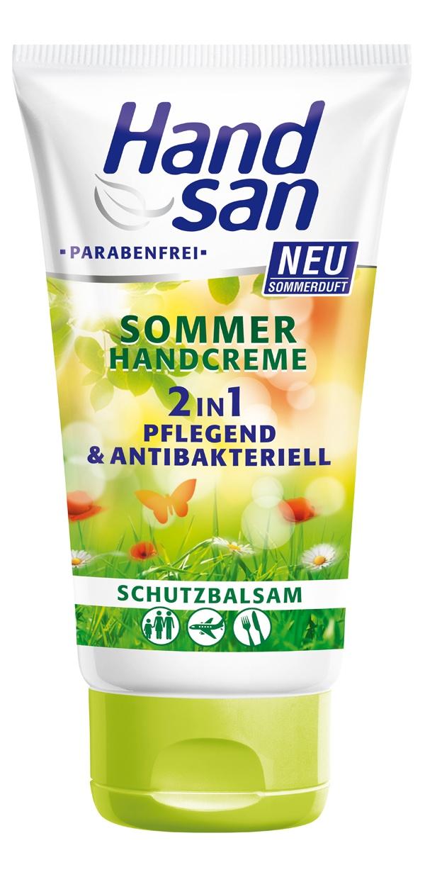 Handsan Sommer Handcreme