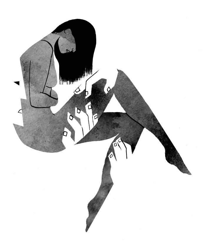 Everybody Illustration Hanna Barczyk