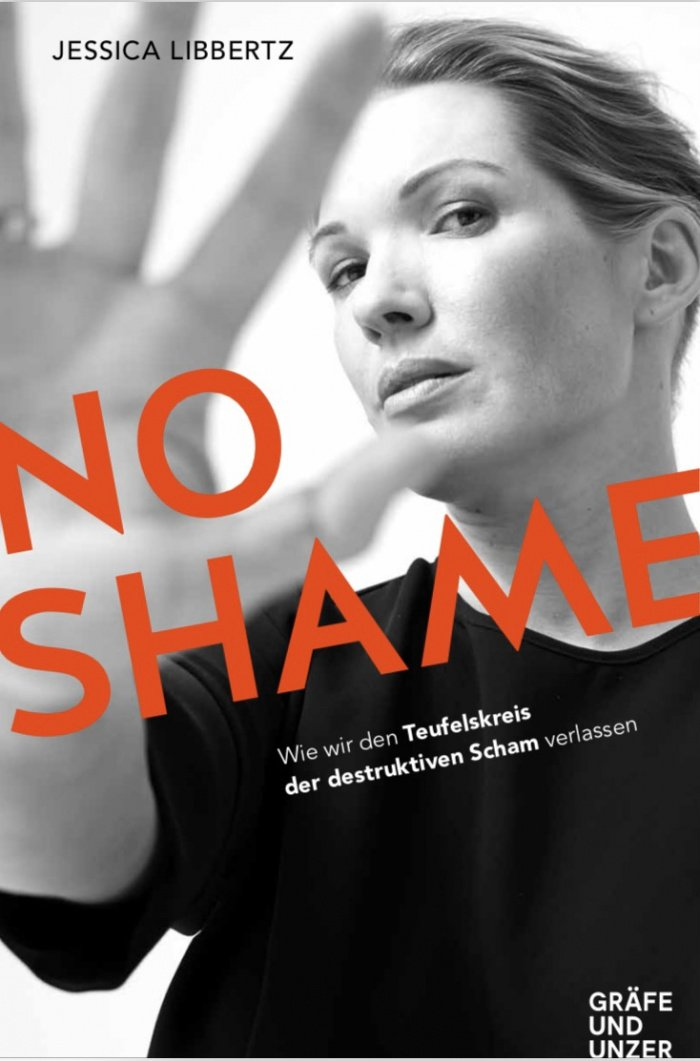 Jessica Libbertz No Shame Buch