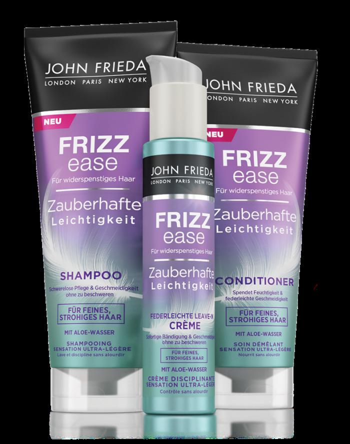 John Frieda Frizz Ease Zauberhafte Leichtigkeit