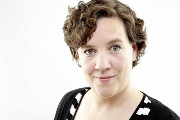 Julia Möhn bei re:work