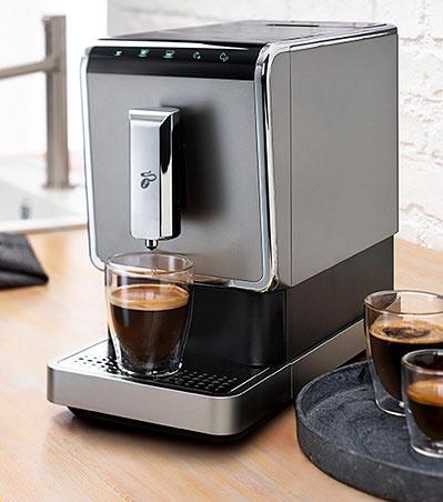 Kaffeevollautomat Tchibo