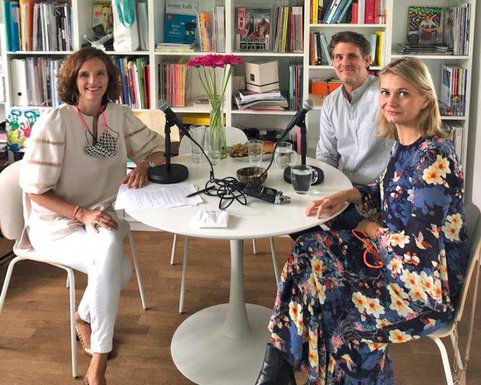 Kasia Mol-Wolf, Steffen Groth und Ana Große Halbuer