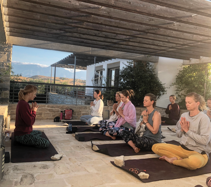 Emotion Slow Yoga Retreat