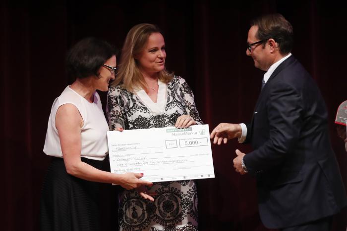 EMOTION.award 2019: Eric Bussert LebensHeldin e.V.