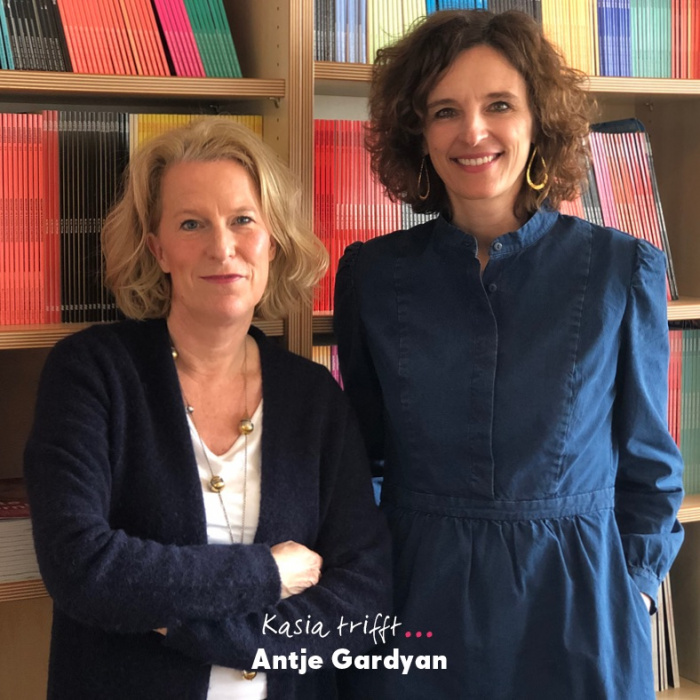 Antje Gardyan und Katarzyna Mol-Wolf
