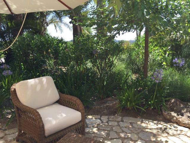 Mallorca: Garten