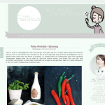 Mein Feenstaub-Blog