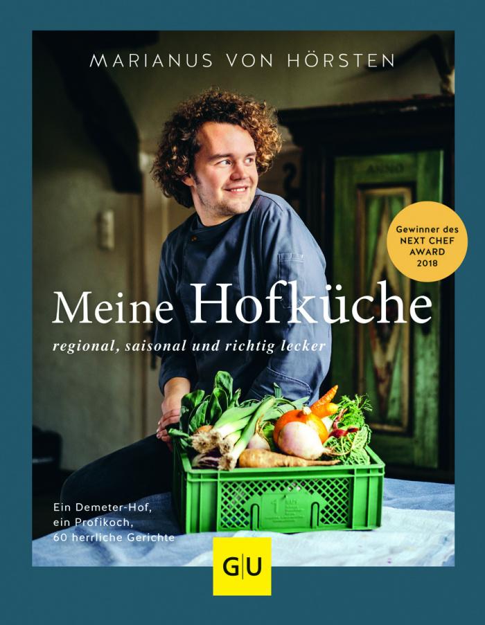 Meine Hofküche_Marianus von Hörsten_Cover