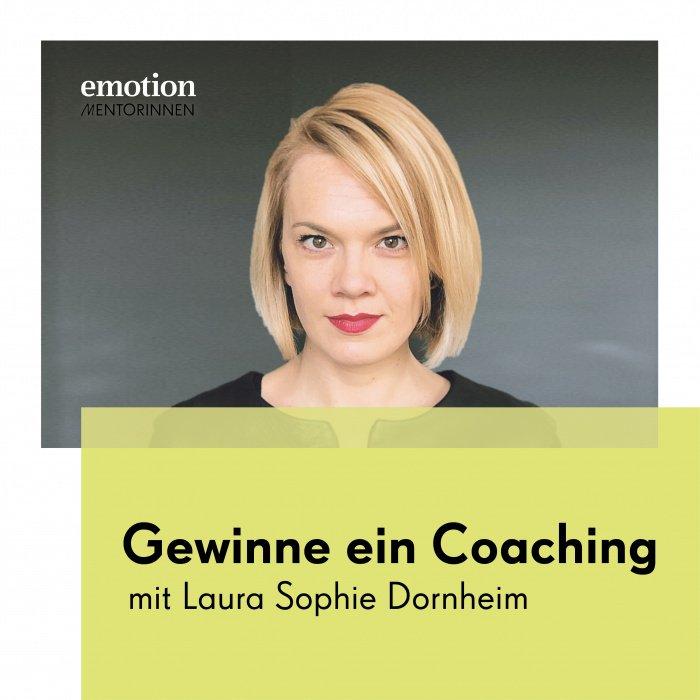 Laura Sophie Dornheim Coaching