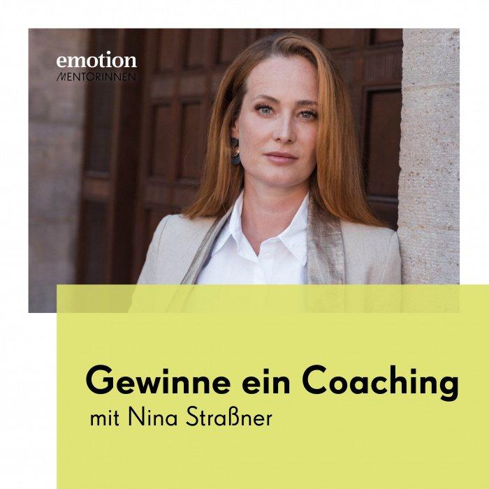 Nina Straßner Mentorin
