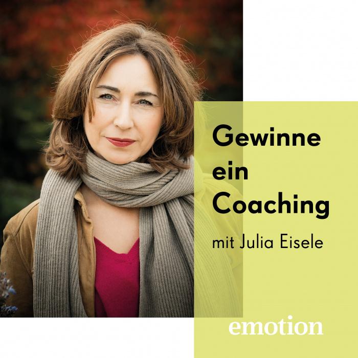 Mentorin Julia Eisele
