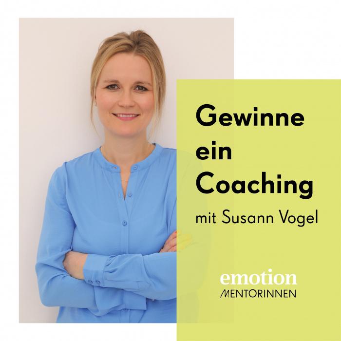 Mentorin Susann Vogel