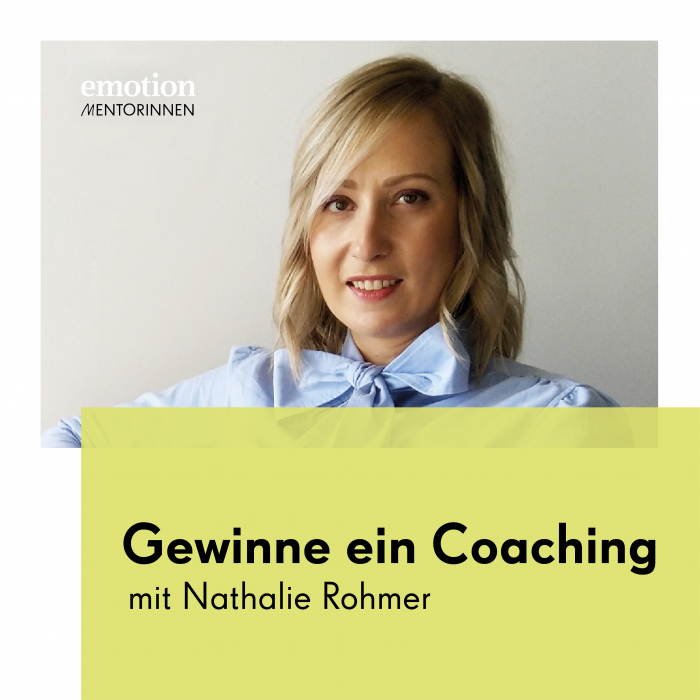 Mentorin Nathalie Rohmer_Visual