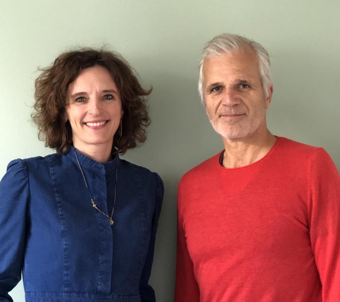 Kasia trifft Michael Trautmann