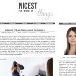 Nicest things-Blog