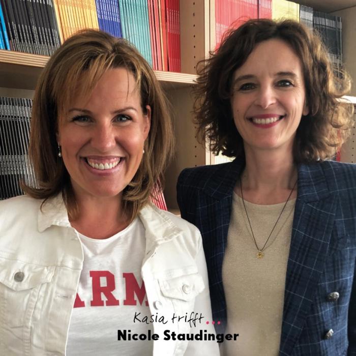 Nicole Staudinger und Katarzyna Mol-Wolf