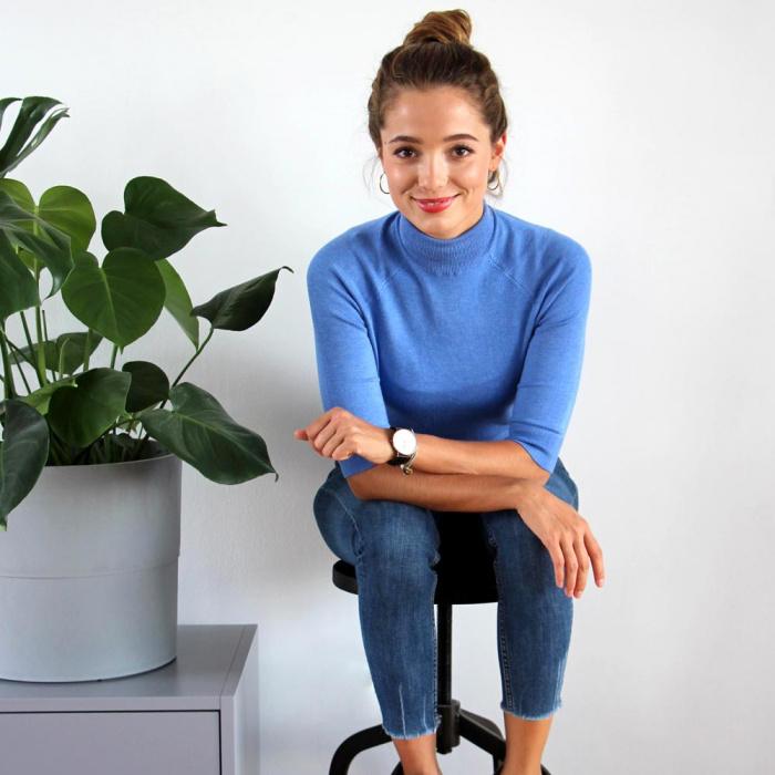 Nina Julie Lepique, Mitgründerin femtasy
