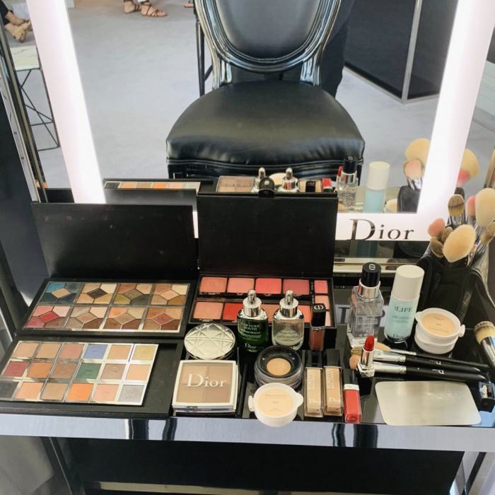 Dior Make-up Norman Pohl