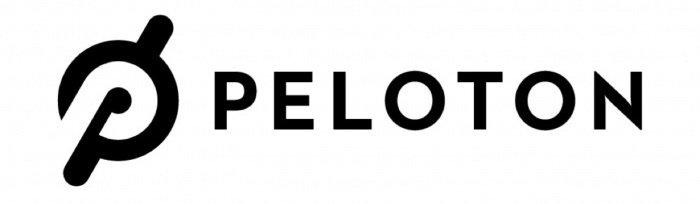 Peloton Logo schmal