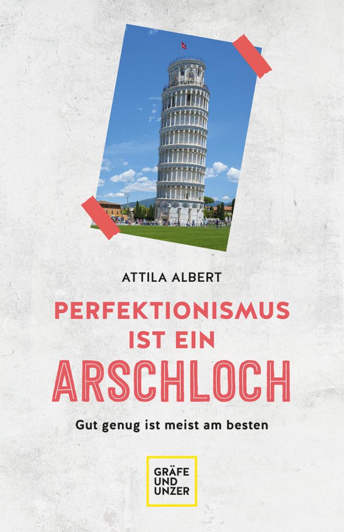 Perfektionismus ist ein Arschloch_Cover
