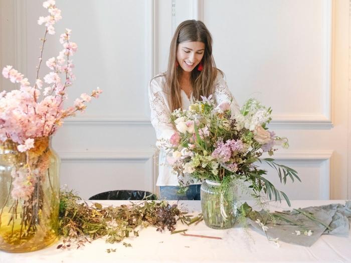 Rowan Blossom bei der Konditionierung