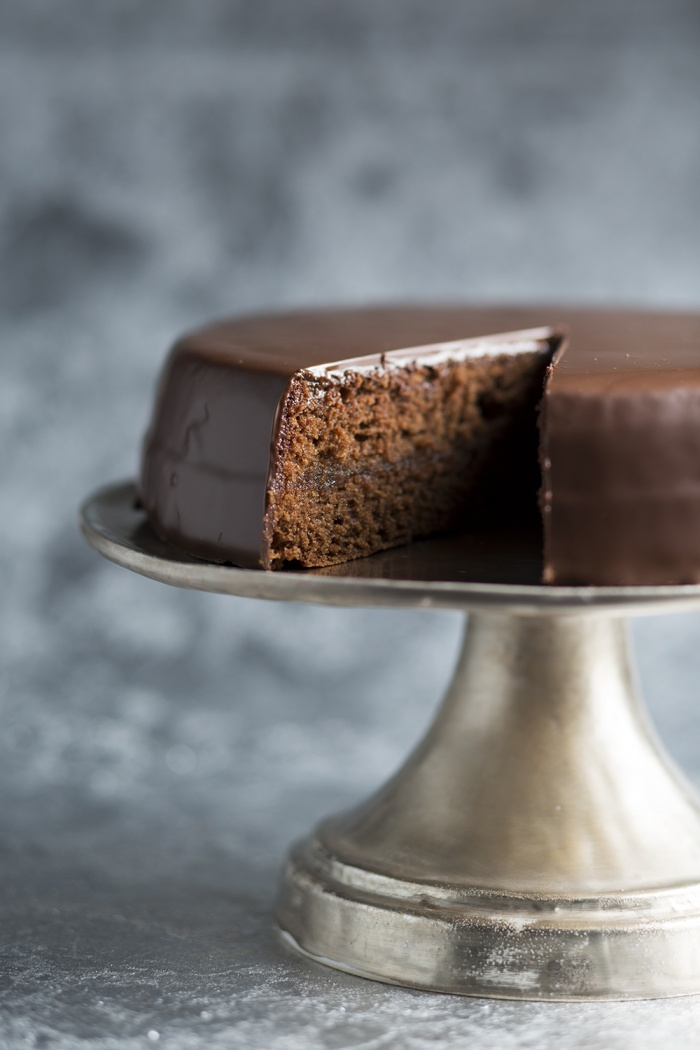 Sachertorte Sacher Backbuch