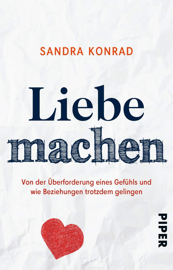 Sandra Konrad Liebe machen
